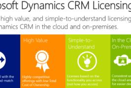 Il licensing di Microsoft Dynamics CRM 2013 Online