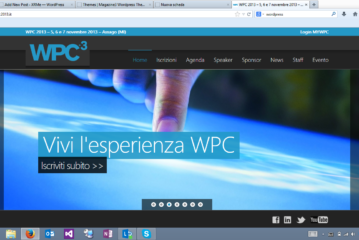 WPC 2013 – 3 sessioni su MS Dynamics CRM 2013