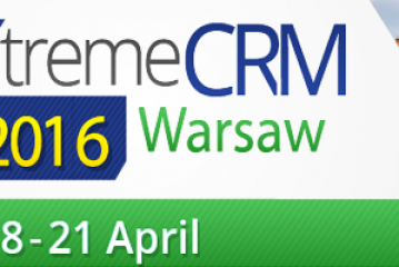 eXtremeCRM 2016 Varsavia – Killer UI: When Out of the Box isn't Enough