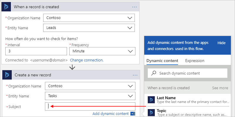 Connect Dynamics365 to Logic Apps | XRMe