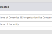 Extend Dynamics365 with Microsoft Flow